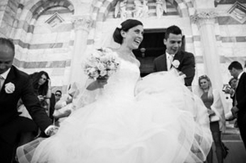 Matrimonio a Marina di Pisa - Elena e Roberto