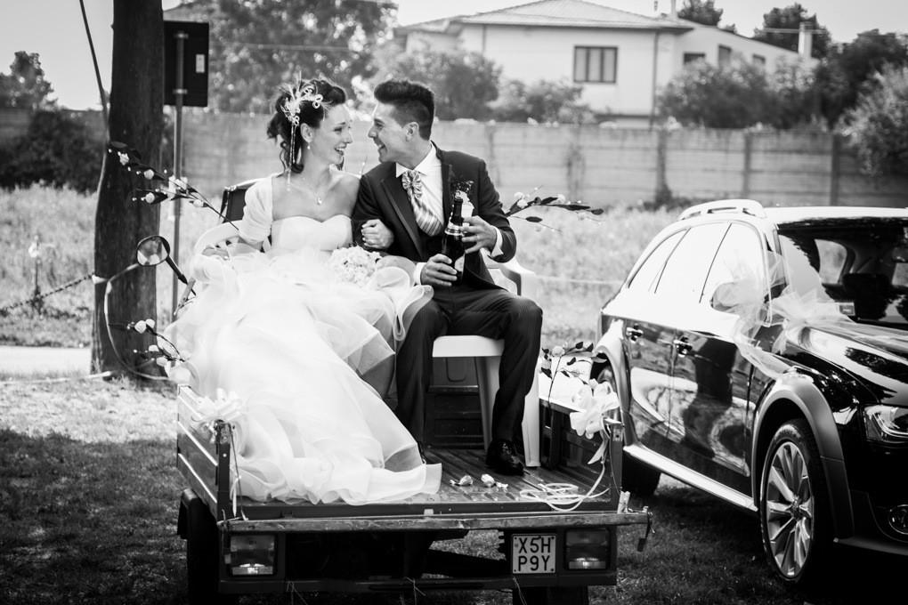 Matrimonio a La Costa dei Barbari, Viareggio - Debora e Paolo