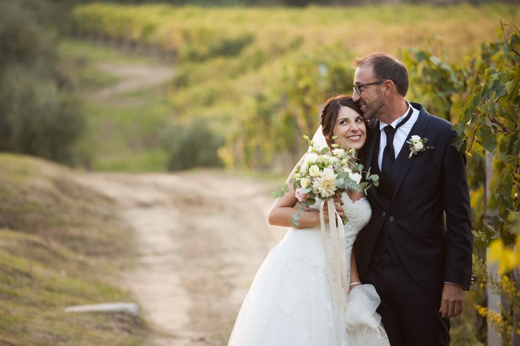 Matrimonio a La Spinetta Casanova - Lucia e Sergio