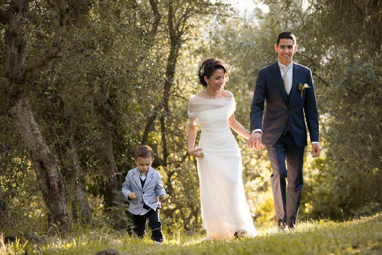 Matrimonio alla Badia di Morrona - Chiara e Lorenzo