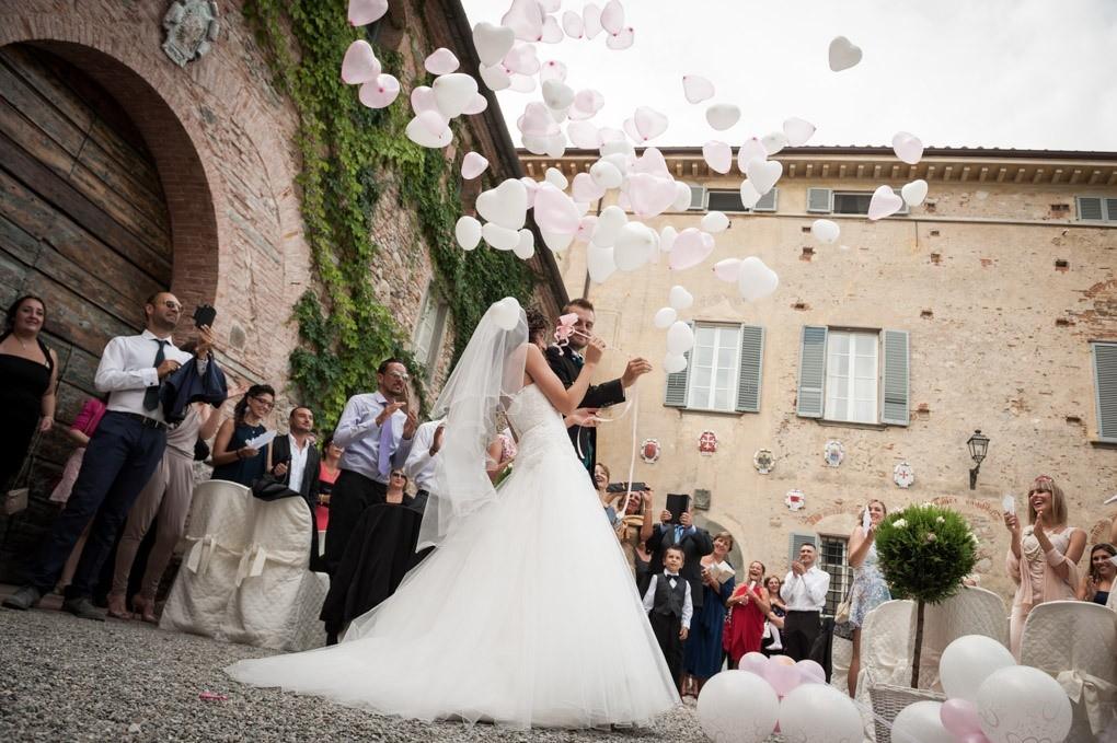 Matrimonio a Villa Scorzi, Calci - Sara e Matteo