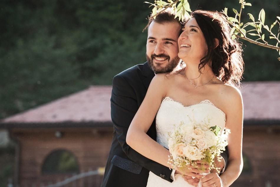 Matrimonio La Fonte Ricevimenti - Giulia e Claudio