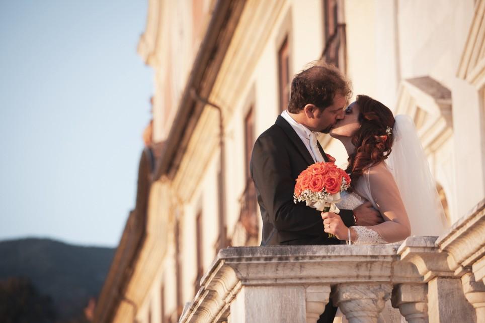 Matrimonio alla Basilica di San Piero a Grado - Valentina ed Enzo