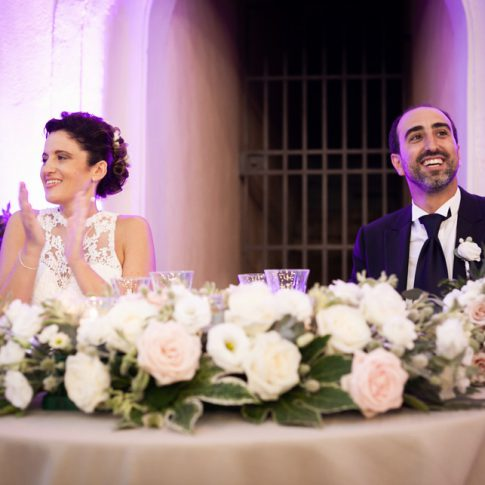 tavolo degli sposi a villa scorzi