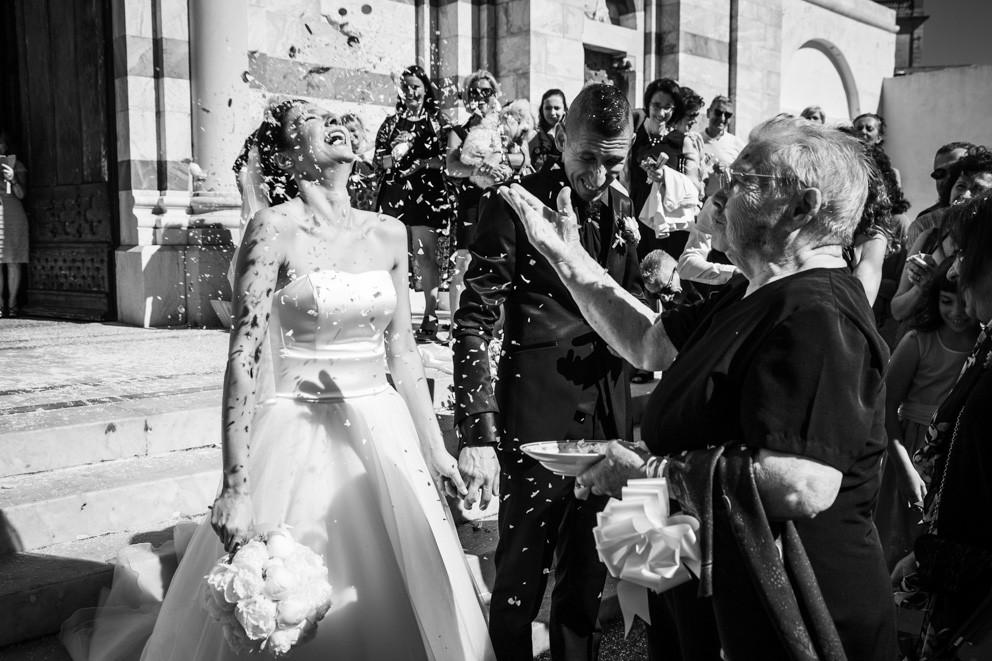 Matrimonio a Marina di Pisa - Ilaria e Riccardo