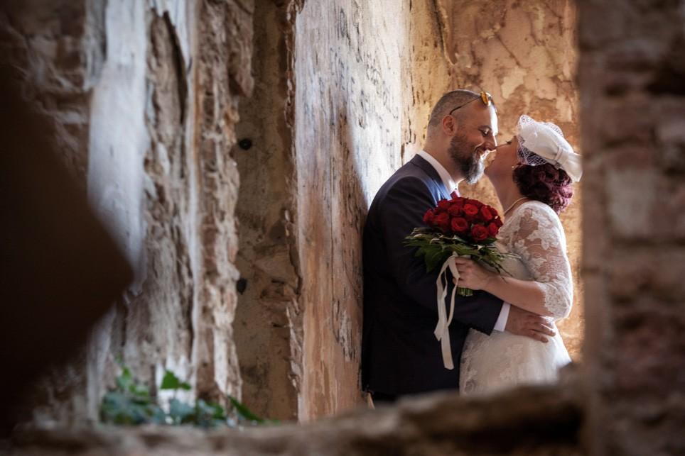 Matrimonio al Comune di San Giuliano - Francesca e Mirko