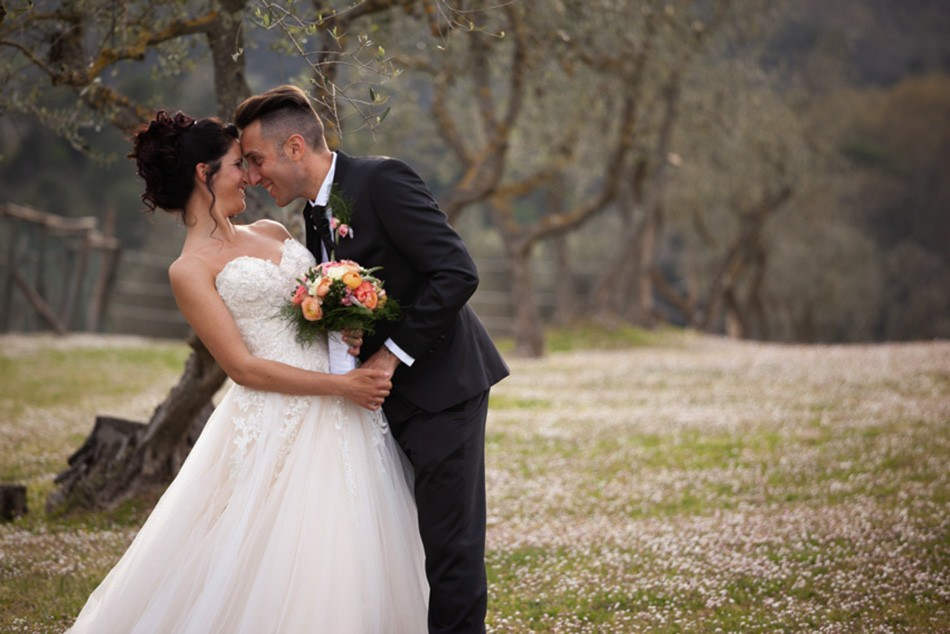 Matrimonio all'Agriturismo di Colleoli - Martina e Gianluca
