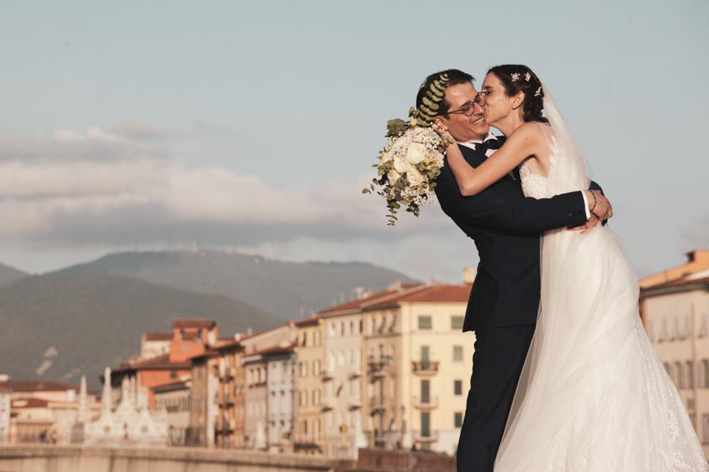 Matrimonio a Villa Scorzi - Chiara e Luciano